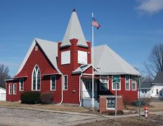 Divernon IL - First Baptist Church (10 of 14)