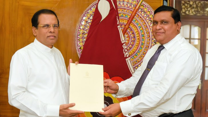 Chandrarathna Pallegama appointed as new Chairman of Central Environmental Authority