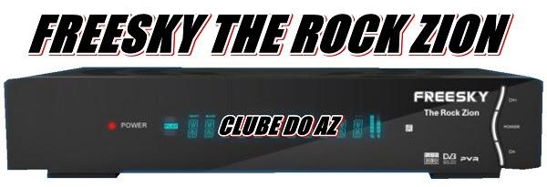 Resultado de imagem para ATUALIZAÇÃO FREESKY THE ROCK ZION V1.08.01.250 – 11/11/2016