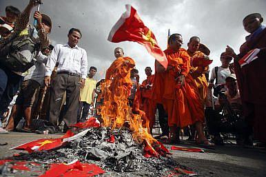 Cambodia's Anti-Vietnam Obsession