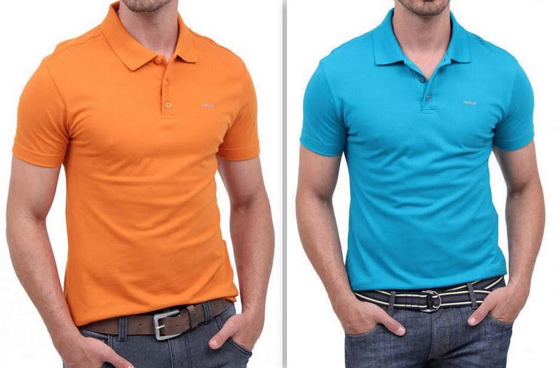 Resultado de imagem para camisa masculina polo