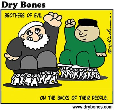 North Korea, Kim Jong Un, Iran, dictatorships,