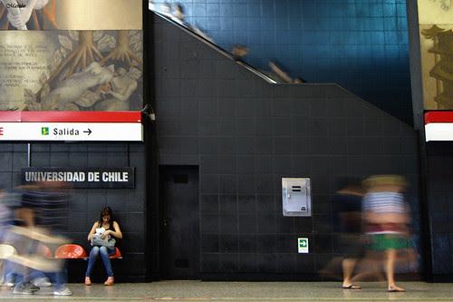 El tiempo corre rapido para algunos by Alejandro Bonilla