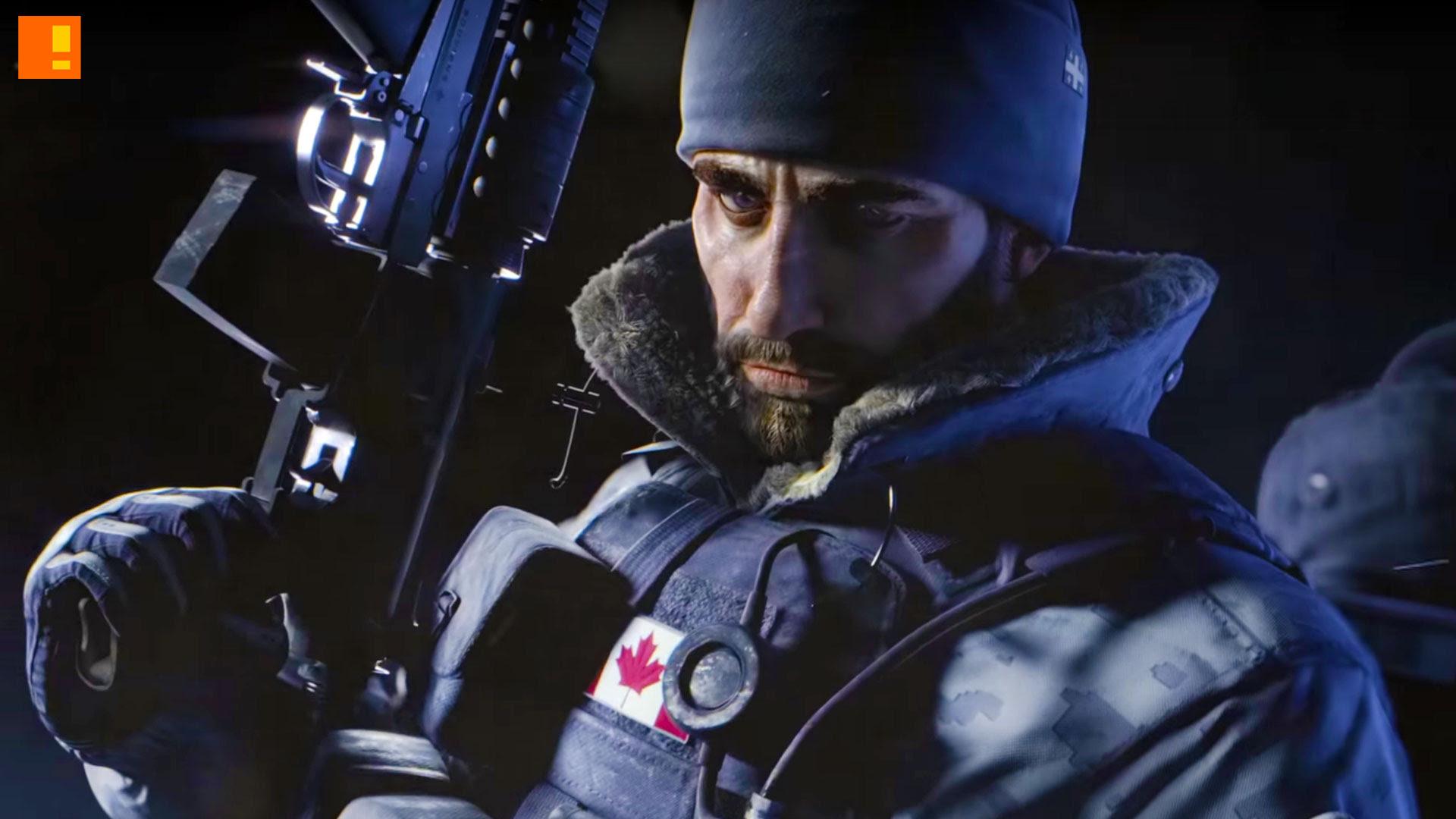 Rainbow Six Siege Release Free New Map And Operators Via