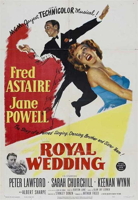 Me and My SoldierMan: Movie Monday: Royal Wedding