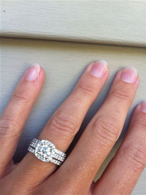 25  best ideas about Double Wedding Bands on Pinterest