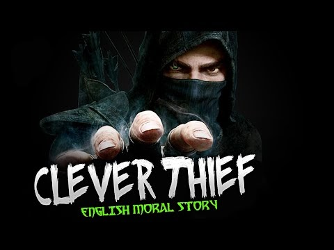A CLEVER THIEF | ENGLISH MORAL STORY FOR KIDS |BEDTIME STORIES FOR KIDS|GEETA STORIES FOR KIDS