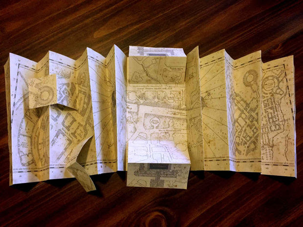 Marauders Map Genstrcom