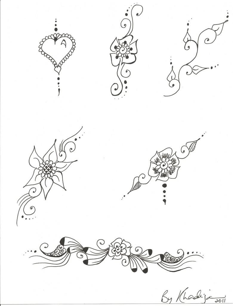 Simple Tattoo Ideas On Paper Tattoo Designs Ideas