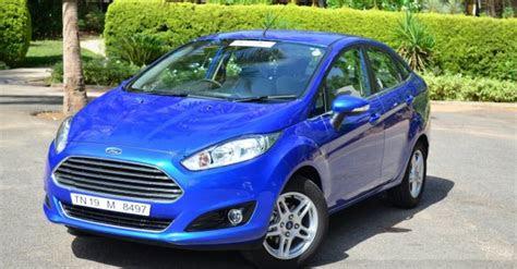 ford  honda city rival sedan cancelled