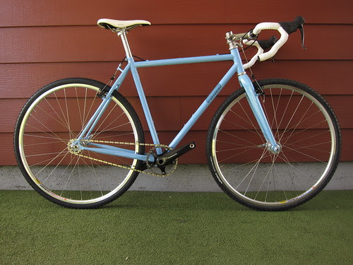 Sue's SS Cross Bike