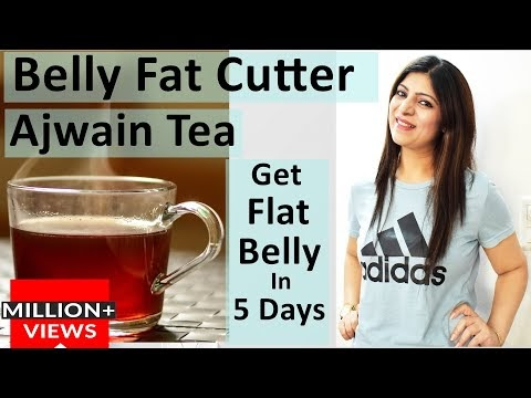 How To Get Flat Belly In 5 Days(In Hindi) | Get Flat Stomach
