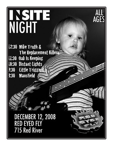 12/12 - INsite Night @ Red Eyed Fly