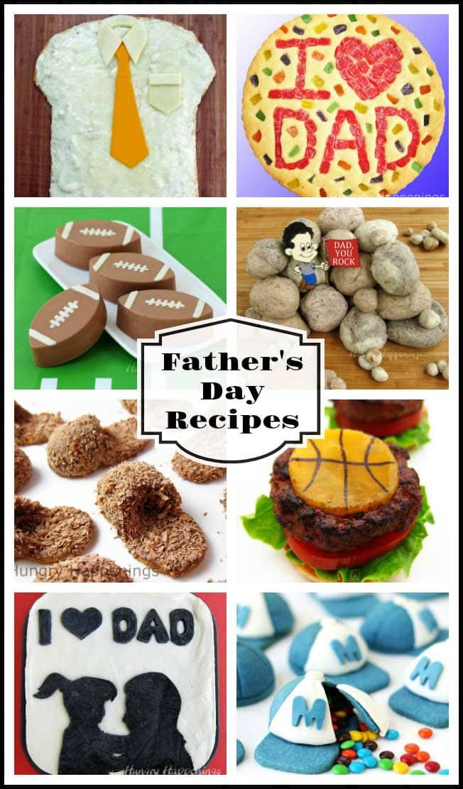 Fathers Day Recipes Fun Food Ideas To Celebrate Your Dad
