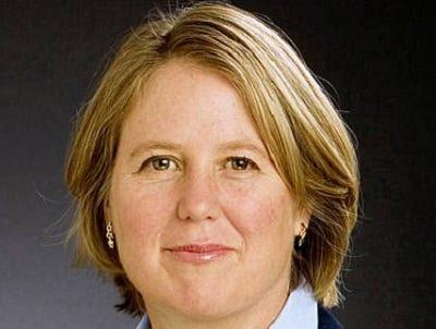 No. 3: Entrepreneur Diane Greene