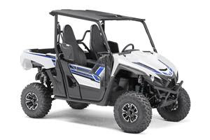 Yamaha Introduces The All New Wolverine X2 Side By Side