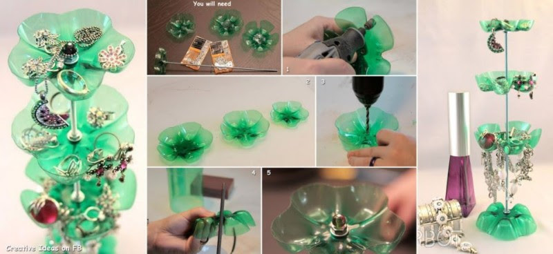 Recicla y crea estupendas cosas con estas 25 ideas - 5