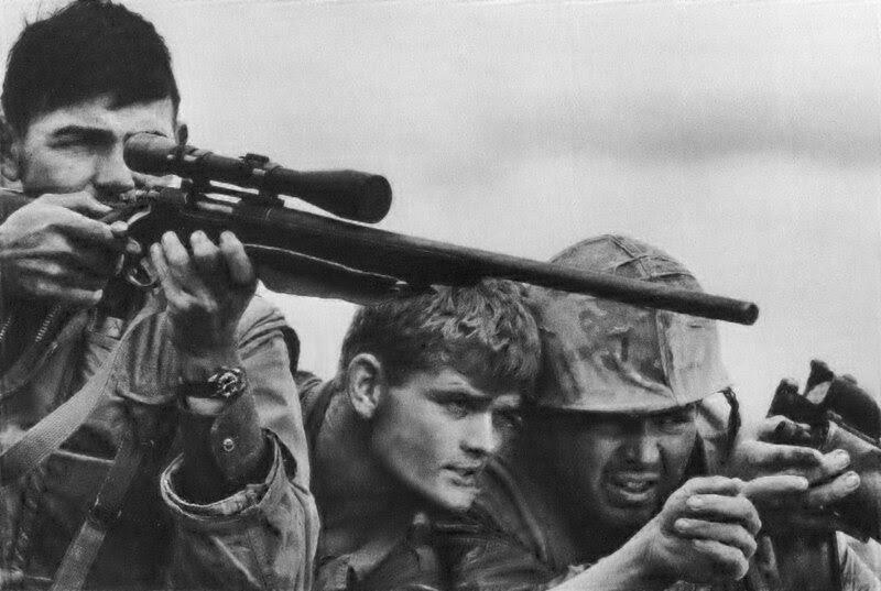 File:Marine Corps sniper team, Khe Sanh Valley.jpg