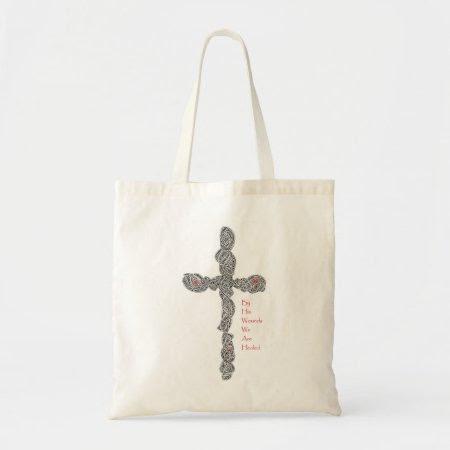 Pierced - Isaiah 53:5 bag