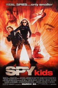 Download Spy Kids (2001) Hindi Dual Audio 720p 735MB BRRip