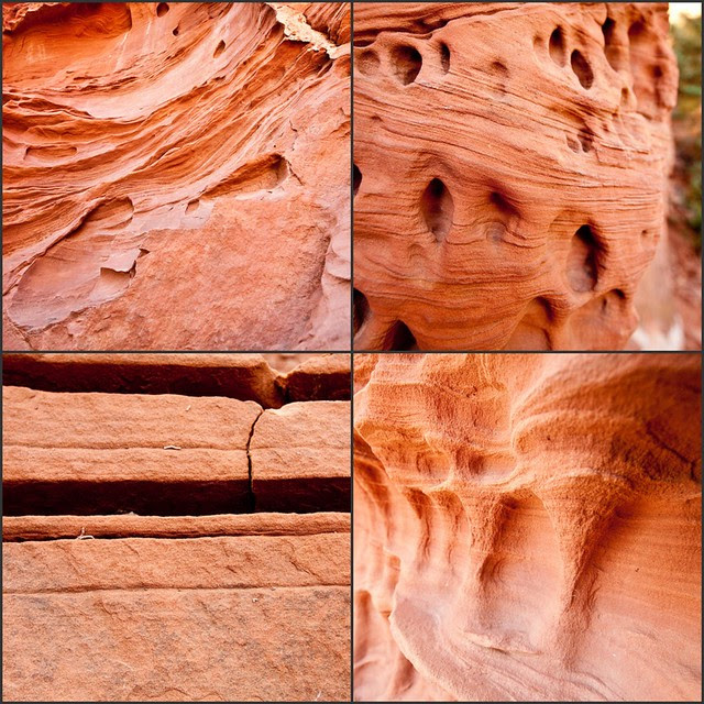 rock collage