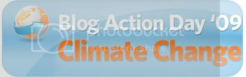 Blog Action Day 2009: Climate Change
