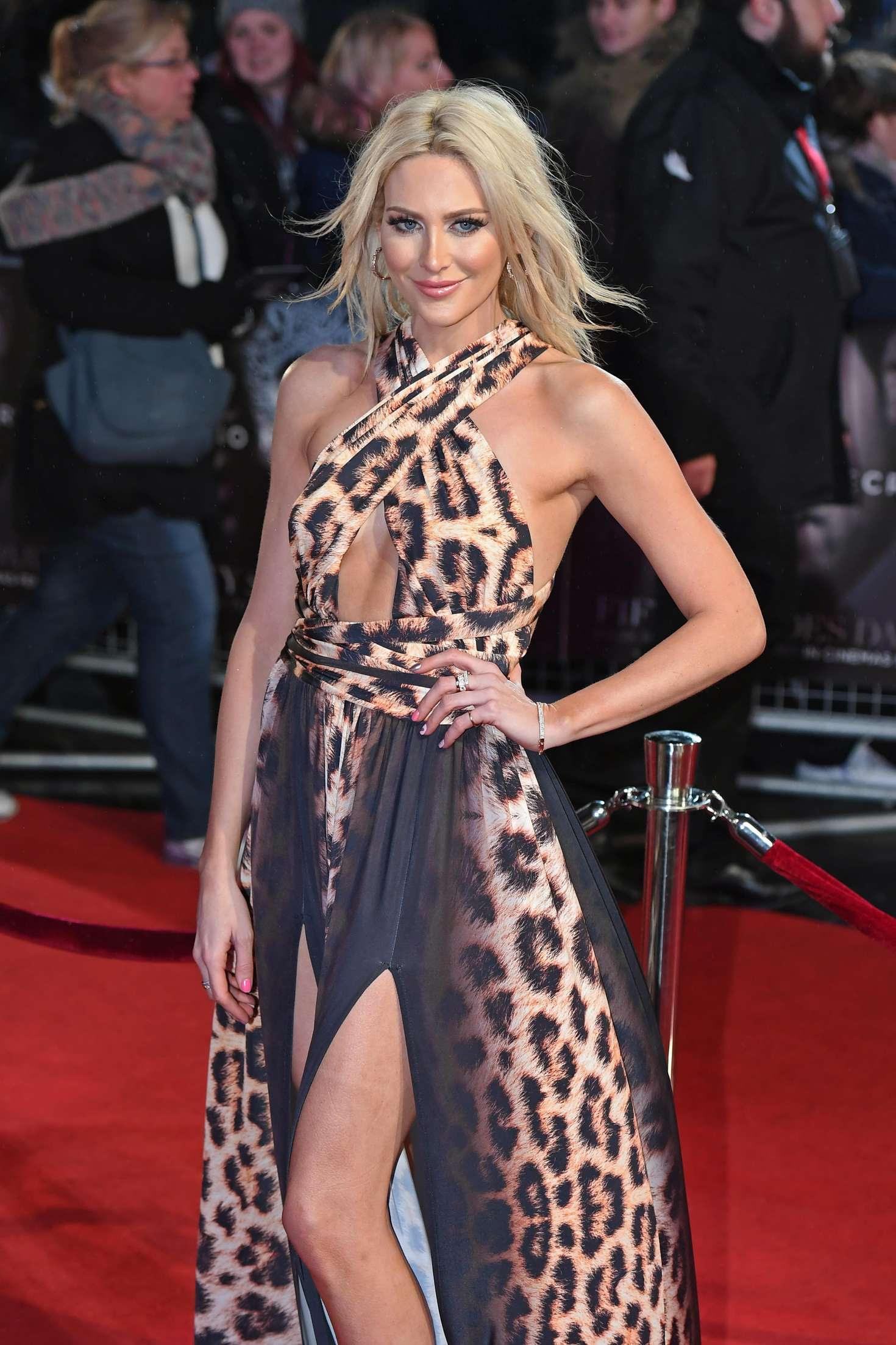 Stephanie Pratt – 'Fifty Shades Darker' Premiere in London
