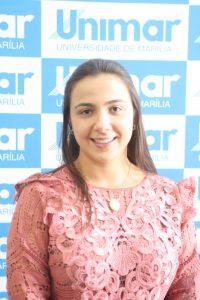 Fernanda Mesquita Serva, Pró-reitora de Ação Comunitária da Unimar.