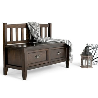 Storage, Brown Benches | Overstock.com: Buy Living Room Furniture