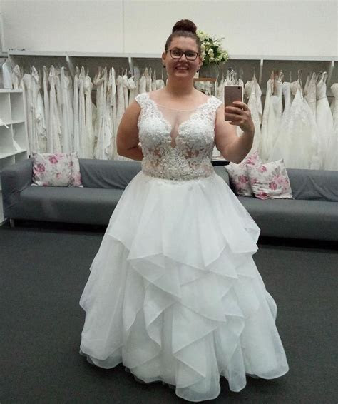 Top 25  best Plus size brides ideas on Pinterest   Plus