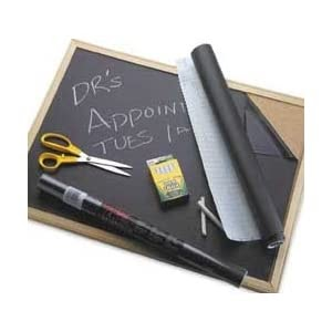 Frugal Tip: Chalkboard Contact Paper