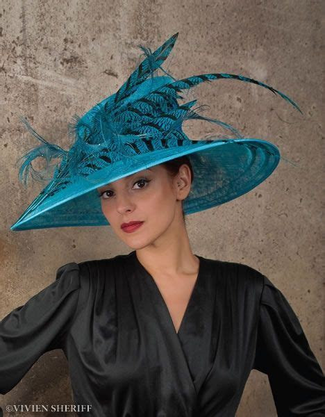 Vivien Sheriff Millinery   Hats and Headpieces, Bridal