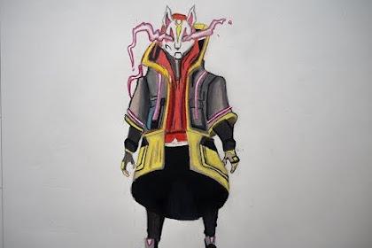 Dibujos De Personajes De Fortnite Animados