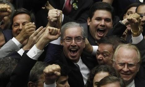 Tropa de choque de Cunha é investigada sob acusação de achacar empresa | BOCA NO TROMBONE! | Scoop.it