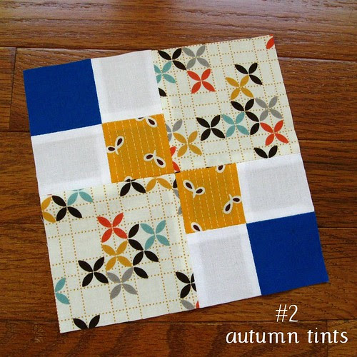 farmer's wife sampler, block 2