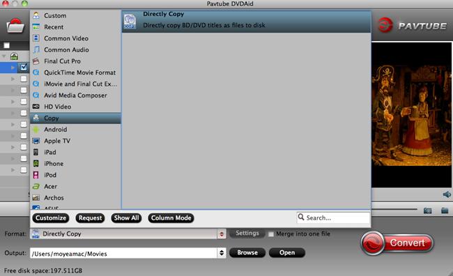 dvdaid for mac vob format