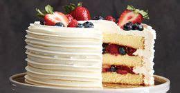 Berry Bash   Publix chantilly cake recipe, Dessert cake