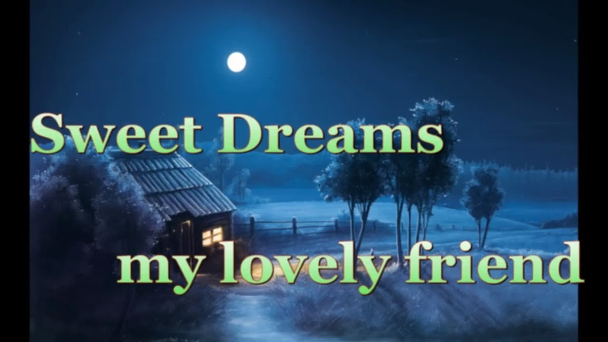 Loving 37 Good Night Messages For Friends Wikirote