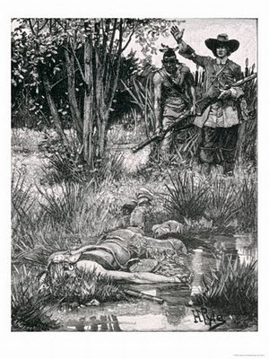 KP War - King Philip's death
