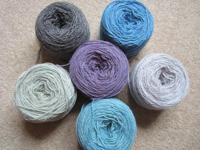 NDS Great British Wool Club