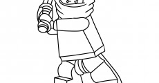 Free Printable Coloring Pages Ninja