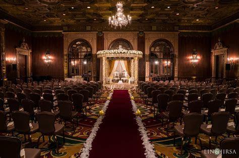 Biltmore Hotel LA Wedding