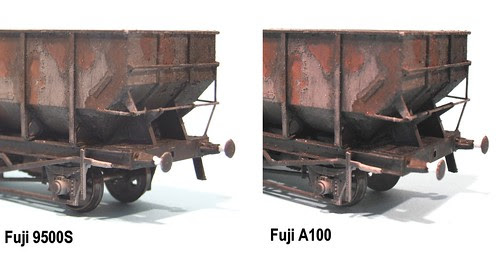 Wagon comparison