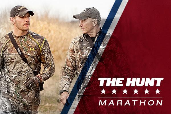 The HUNT Marathon