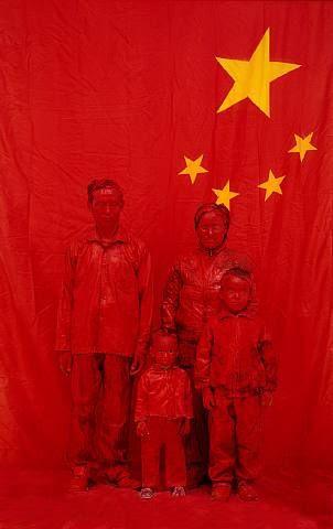 Liu Bolin, The family No3