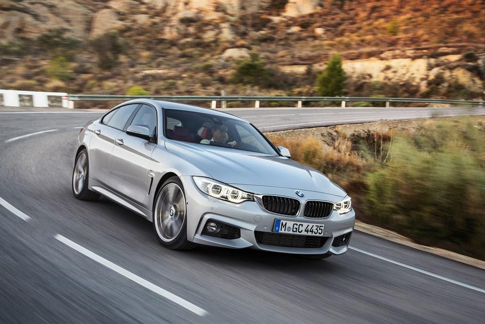BMW 4er Gran Coupé Test (2015): nur groß oder auch ...