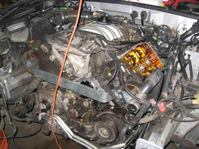 2009 Audi A4 Crankshaft Position Sensor Location - Car Audi