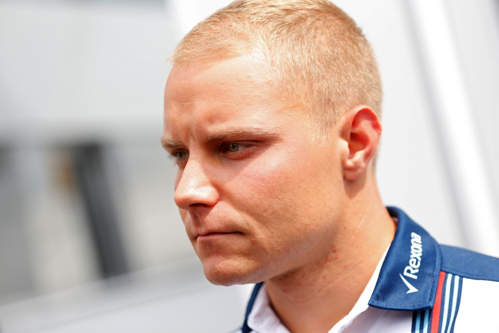Finnish Formula One driver Valtteri Bottas was one of the special guests at a ceremony to declare the 2015 Shooting World Championships open