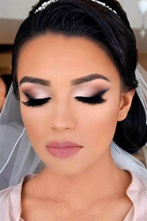 Best 25  Wedding makeup ideas on Pinterest   Bridal makeup