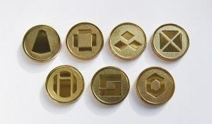 Battle Frontier Symbols